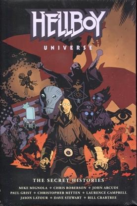 Picture of HELLBOY UNIVERSE SECRET HISTORIES HC (C: 1-1-2)