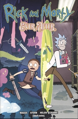 Picture of RICK & MORTY EVER AFTER TP VOL 01 (MR)