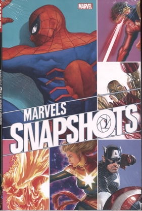 Picture of MARVELS SNAPSHOTS HC