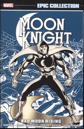 Picture of MOON KNIGHT EPIC COLLECTION TP BAD MOON RISING NEW PTG