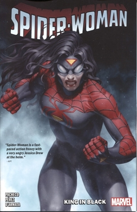 Picture of SPIDER-WOMAN TP VOL 02 KING IN BLACK