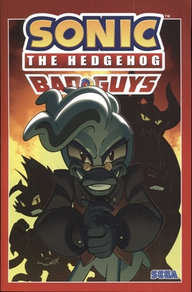 Picture of SONIC THE HEDGEHOG BAD GUYS TP (C: 1-1-1)