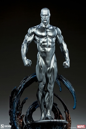 Picture of SIDESHOW SILVER SURFER MAQUETTE STATUE