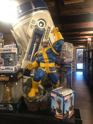 Picture of SIDESHOW THANOS AVENGERS ASSEMBLE (CLASSIC VERSION)