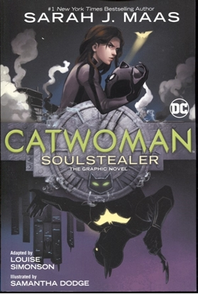 Picture of CATWOMAN SOULSTEALER THE GRAPHIC NOVEL TP