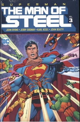 Picture of SUPERMAN THE MAN OF STEEL VOL 3 HC