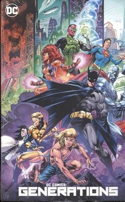 Picture of DC COMICS GENERATIONS HC