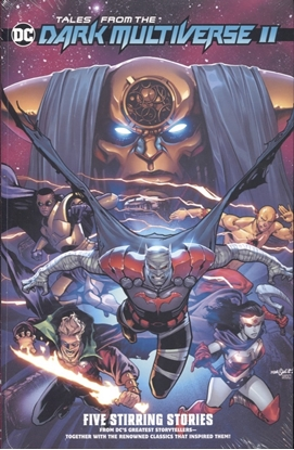 Picture of TALES FROM THE DC DARK MULTIVERSE II HC