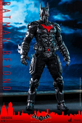 Picture of HOT TOYS BATMAN BEYOND 1:6 SCALE FIGURE VIDEO GAME MASTERPIECE