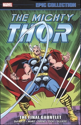 Picture of THOR EPIC COLLECTION TP FINAL GAUNTLET