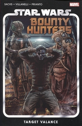 Picture of STAR WARS BOUNTY HUNTERS TP VOL 2 TARGET VALANCE