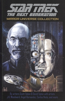Picture of STAR TREK TNG MIRROR UNIVERSE COLLECTION TPB