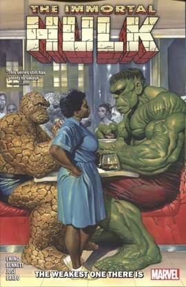 Picture of IMMORTAL HULK TP VOL 9 WEAKEST ONE THERE IS