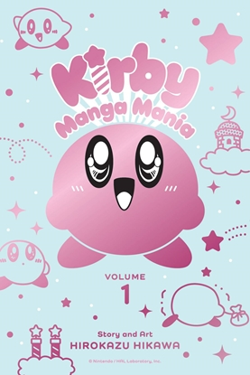 Picture of KIRBY MANGA MANIA GN