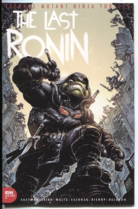 Picture of TMNT THE LAST RONIN #3 1:10 VARIANT COVER