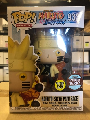 Picture of FUNKO POP ANIMATION NARUTO SHIPPUDEN NARUTO SIXTH PATH SAGE SPECIALTY SERIES #932