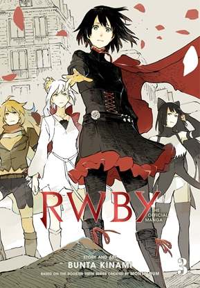 Picture of RWBY OFFICIAL MANGA GN VOL 3 BEACON ARC