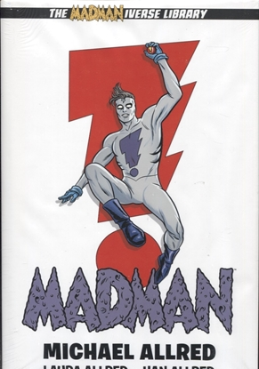 Picture of MADMAN LIBRARY EDITION HC VOLUME 1