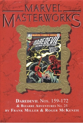 Picture of MARVEL MASTERWORKS DAREDEVIL HC VOLUME 15 DM VARIANT EDITION 307