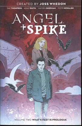 Picture of ANGEL & SPIKE TP VOL 02
