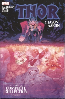 Picture of THOR BY JASON AARON COMPLETE COLLECTION TP VOL 03