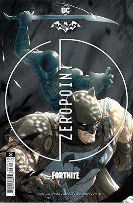 Picture of BATMAN FORTNITE ZERO POINT #3 Second Printing