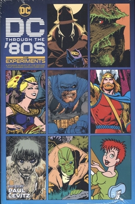 Picture of DC THROUGH THE 80S THE EXPERIMENTS HC