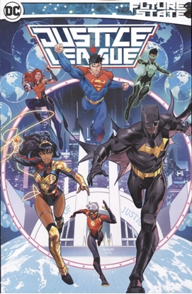 Picture of FUTURE STATE JUSTICE LEAGUE TP