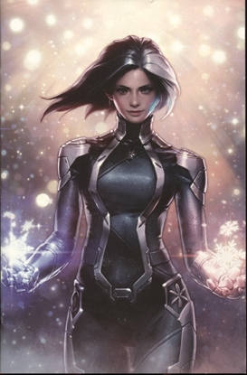 Picture of WAR OF THE REALMS AGENTS OF ATLAS #1 2ND PRINTING VIRGIN / 1:25 VARIANT / VF