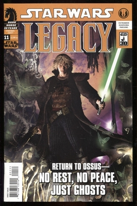 Picture of STAR WARS LEGACY #11 / 1ST PRINT NM