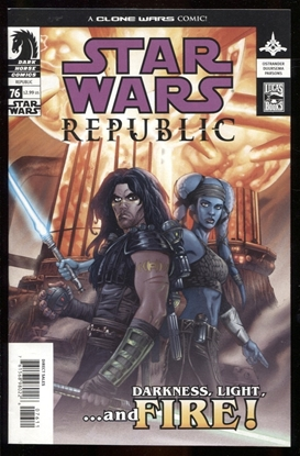 Picture of STAR WARS REPUBLIC #76 NM-