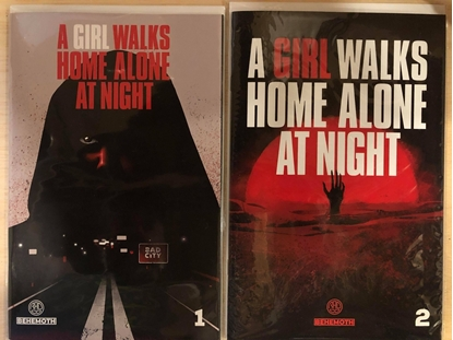 Picture of A GIRL WALKS HOME ALONE AT NIGHT #1 & 2 / BEHEMOTH / NM
