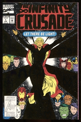 Picture of INFINITY CRUSADE (1993) #1 9.6 NM+