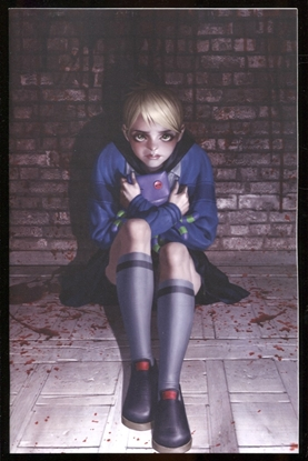Picture of SOMETHING IS KILLING THE CHILDREN #17 COVER C 1:25 YOO VARIANT