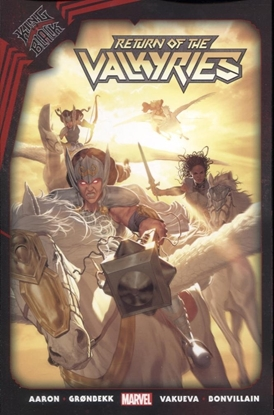 Picture of KING IN BLACK TP RETURN OF VALKYRIES