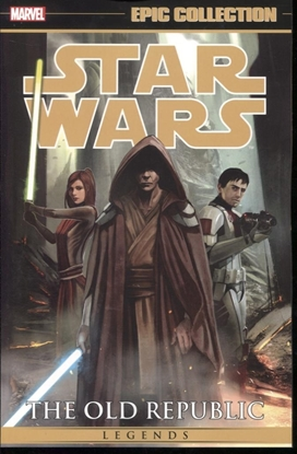 Picture of STAR WARS LEGENDS EPIC COLLECTION OLD REPUBLIC TP VOL 04