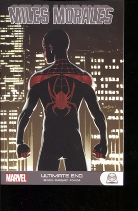 Picture of MILES MORALES GN-TP ULTIMATE END