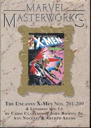 Picture of MARVEL MASTERWORKS UNCANNY X-MEN HC VOL 13 DM VAR ED 308