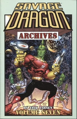 Picture of SAVAGE DRAGON ARCHIVES TP VOL 07 (MR)