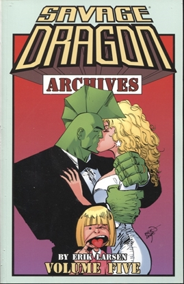Picture of SAVAGE DRAGON ARCHIVES TP VOL 05