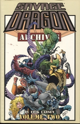 Picture of SAVAGE DRAGON ARCHIVES TP VOL 02
