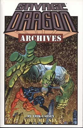 Picture of SAVAGE DRAGON ARCHIVES TP VOL 06 (MR)