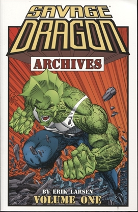 Picture of SAVAGE DRAGON ARCHIVES TP VOL 01 (C: 0-1-2)