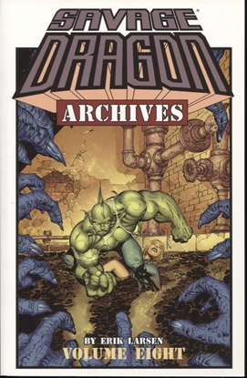 Picture of SAVAGE DRAGON ARCHIVES TP VOL 08 (MR)