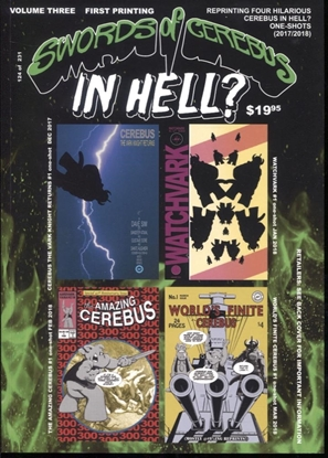Picture of SWORDS OF CEREBUS IN HELL TP VOL 03 (C: 0-1-2)