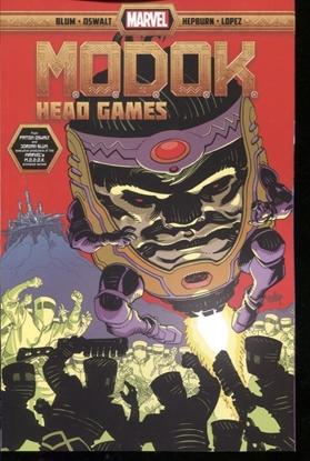 Picture of MODOK HEAD GAMES TP