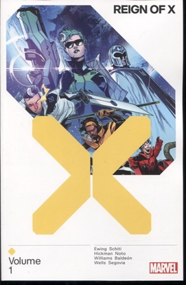 Picture of REIGN OF X TP VOL 1