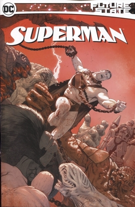 Picture of FUTURE STATE SUPERMAN TP
