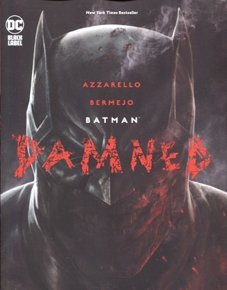 Picture of BATMAN DAMNED TP (MR)