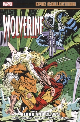 Picture of WOLVERINE EPIC COLLECTION BLOOD AND CLAWS TP